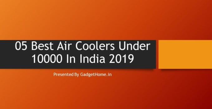 air coolers under 10000 india